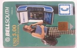 Public Phone   ,Dominica - Dominica