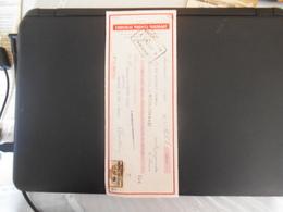 AMIENS CHOCOLAT MAGNIEZ-BAUSSART 146 RUE COLBERT TRAITE DU 7 AOUT 1930 - 1900 – 1949