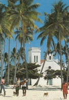 Vairaatea - Atoll Des Tuamotu - église - Polynésie - Polinesia Francese