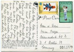Jamaica - Postcard - Carte Postale - Jamaica (1962-...)