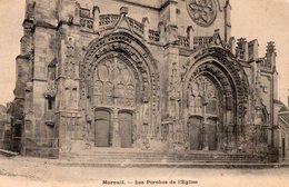 MOREUIL - Les Porches De L'Eglise - Moreuil