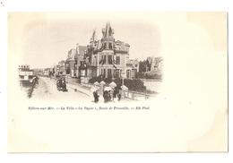 """14 Villers Sur Mer, La Villa """"La Vague"""" Route De Trouville (856) - Villers Sur Mer"""