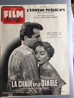 Mon Le Film Complet La Chaire Et Le Diable Viviane Romance Rossano Brazzi 4eme De Couv Concours - Journaux - Quotidiens