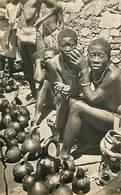 Dschang : Marchand D'huile De Palme - Semi Moderne - Cameroon