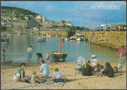 The Harbour, Mousehole, Cornwall, C.1980s - Salmon Postcard - England