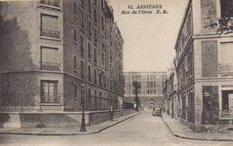 Asnieres Sur Seine : Rue De L'Orne - Asnieres Sur Seine