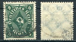 Deutsches Reich Michel-Nr. 226b Gestempelt - Geprüft - Deutschland