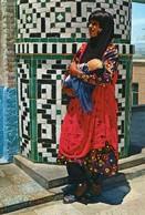 Iran - Folklore - Woman - Femme - Iran