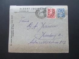 Lettland Latvija Freimarken Kleines Staatswappen MiF Stempelfehler 1912 Statt 1922?!? Riga - Lettland