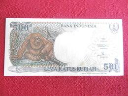 INDONESIE-BILLET DE 500 RUPIAH-1992-UNC - Indonésie