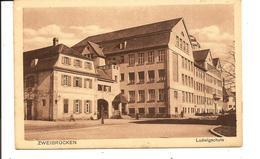 ZWEIBRÜCKEN - Luwigschule - Knoll éditeur (vers 1930) - Zweibruecken