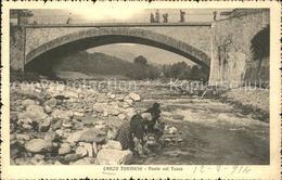 11945501 Lanzo Torinese Ponte Sul Tesso Lanzo Torinese - Sin Clasificación