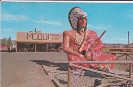 AMERIQUE---MOQUI--indian Trading Post--voir 2 Scans - Etats-Unis