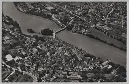 Rheinfelden - Flugaufnahme - Flug-Foto Schait - AG Argovie