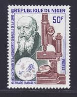 NIGER N°  276 ** MNH Neuf Sans Charnière, TB (D6736) Découverte Du Bacille De La Lèpre - Niger (1960-...)
