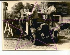 Photo    54129 Magnières  ???? /    CAMION   MARCHAND DE BOIS  MEURTHE ET MOSELLE / BUCHERON  / P /   Ph 2  / - Other Municipalities