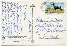 Philippines - Postcard - Carte Postale - Philippines