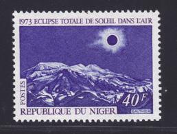 NIGER N°  281 ** MNH Neuf Sans Charnière, TB (D6740) Eclipse De Soleil - Niger (1960-...)