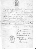 VALLO DELLA LUCANIA - Manuscripts
