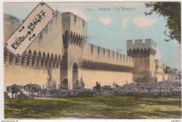 84 Avignon - Cpa / Les Remparts. - Avignon