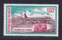 NIGER AERIENS N°  213 ** MNH Neuf Sans Charnière, TB (D6750) Journée Du Timbre, Avion - Niger (1960-...)
