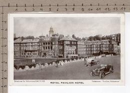Folkestone - Royal Pavilion Hotel - Hotels & Restaurants