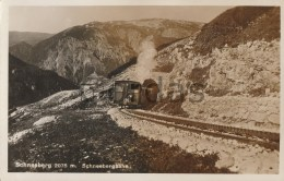 Austria - Schneeberg - Schneebergbahn - Trains
