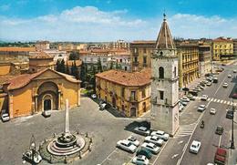 BENEVENTO - Piazza S.Sofia - Fontana - Auto - Benevento