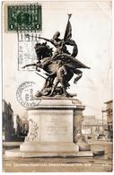 Carte Photo Argentique USA San Francisco California Stamp Balboa 1c Spanish American War - Vereinigte Staaten