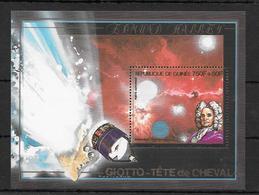 Guinée Bloc Satellite Constellation Espace ** - Space