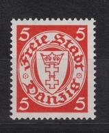 Danzig Wappenmarke MiNr 290 Postfrisch - Danzig