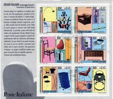 """PIA - ITALIA - 2000 : Il """"Design Italiano""""  - (SAS Bf 26) - 6. 1946-.. Repubblica"""
