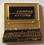 PC PORTABLE - COMPAQ LTE / 286 -          (ROSE) - Computers