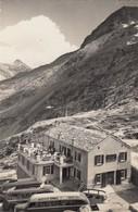 """11895-CAFE'-RESTAURANT BAZAR """"MONT-JOUX-GRAND ST.BERNARD-1956-FP - Hotels & Restaurants"""