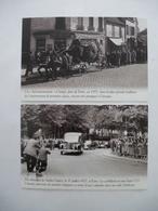 CORBILLARDS LOT De 2 CPM : STAINS En 1955 - Paris Obsèques Sacha GUITRY En 1957 - Editions Atlas - Détails Voir Scans - Cartes Postales