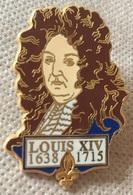 ROI DE FRANCE - KING - LOUIS XIV - 1638 / 1715 - BALLARD - COMBS LA VILLE      -     (ROSE) - Celebrities