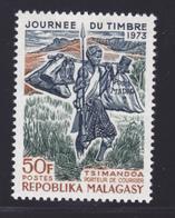 MADAGASCAR N°   522 ** MNH Neuf Sans Charnière, TB (D6757) Journée Du Timbre - Madagascar (1960-...)