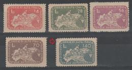 ITALIA 1945 - Luogotenenza - Coralit - Ciclista       (g5227) - 5. 1944-46 Lieutenance & Umberto II