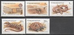 Turkmenistan 1994 - Parco Naturale        (g5229) - Turkmenistan