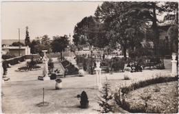 Alpes De Haute Provence,manosque,les Jardins Splendides En1949 - Manosque