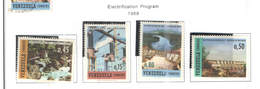 Venezuela PO 1968 Programma Elettr. Scott.919/922+ See Scans   On Scott.Page - Venezuela