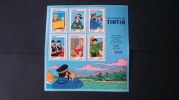 Tintin - Bd: France Bloc Numéro 109 - Neufs