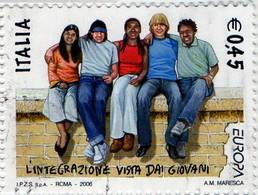 PIA - ITA - 2006 : Europa    -     (SAS  2909 ) - 2006