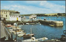 The Harbour From The Quay, Falmouth, Cornwall, C.1960 - Postcard - Falmouth