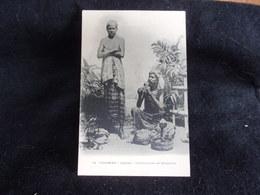 Sri Lanka . Ceylon . Ceylan .Colombo.Charmeurs De Serpents .Voir 2 Scans . - Sri Lanka (Ceylon)