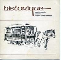 Historique Des Transports Urbains En Région Liégeoise, Bus, Tram, STIL, Liège - Books, Magazines, Comics