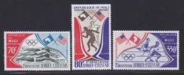 MALI AERIENS N°  187 à 189 ** MNH Neufs Sans Charnière, TB (D6765) Sports - Mali (1959-...)
