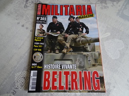 ARMES MILITARIA MAGAZINE N°302. HISTOIRE VIVANTE BELTRING - Uniforms