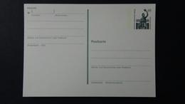 Germany - Berlin - 1989 - MI: P 130* - Look Scan - Postkarten - Ungebraucht