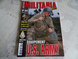 ARMES MILITARIA MAGAZINE N°304. EQUIPEMENT US ARMY - Uniforms